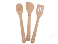 2x bambusová vařečka + 1x  obracečka