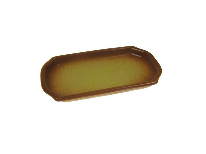 Keramický talíř krátký