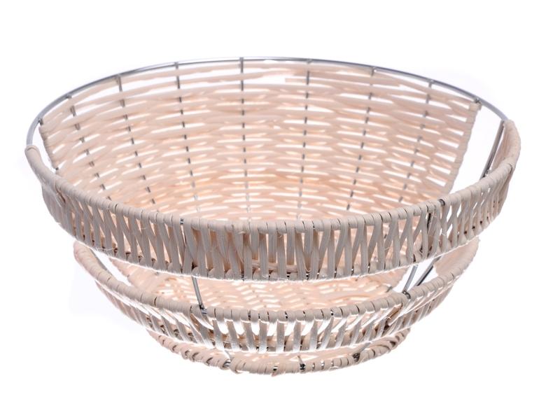 Košík - bambusový